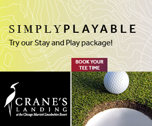 Crane`s Landing Golf Club at Lincolnshire Marriott Resort