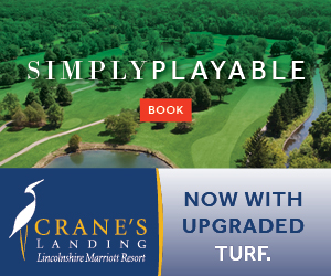 Crane's Landing at Lincolnshire Marriott Resort