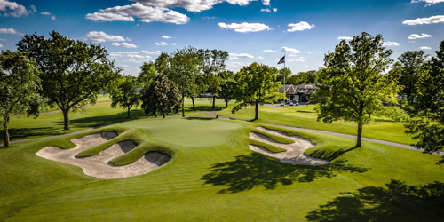 Cog Hill Golf and Country Club Chicago golf packages