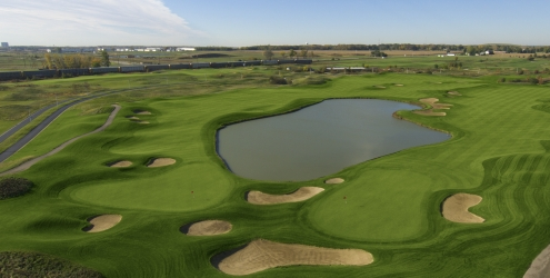 Prairie Landing Golf Club Chicago golf packages