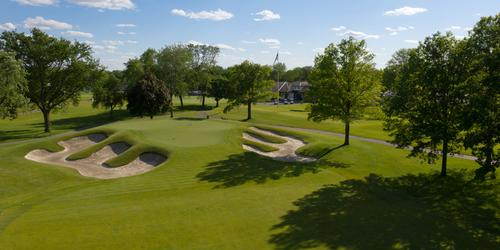 Cog Hill No. 4 - Dubsdread Chicago golf packages