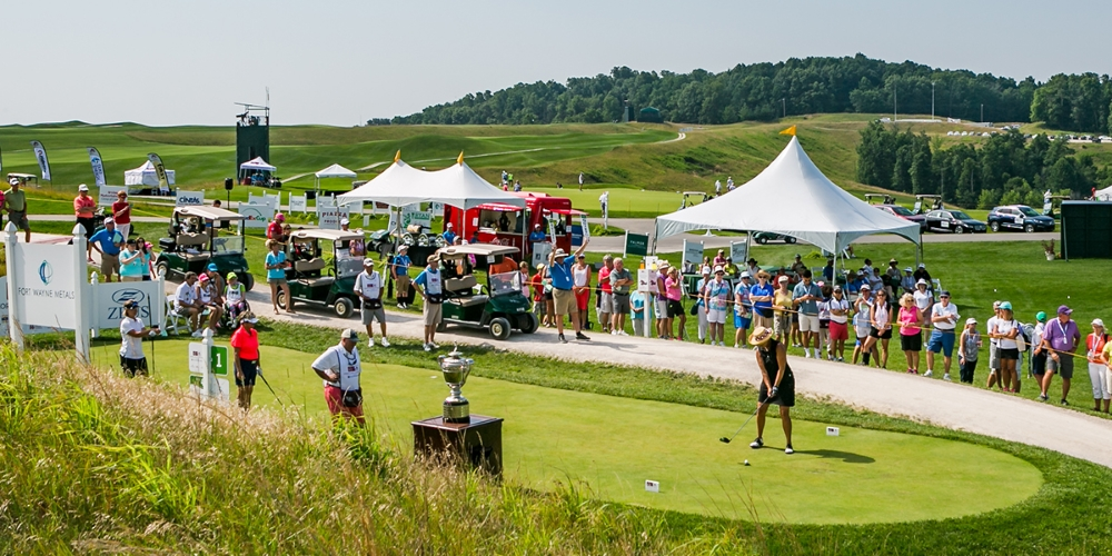 French Lick Resort to Host 2nd Annual Senior LPGA Championship