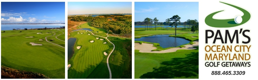 Featured Golf Destination: Ocean City, Maryland